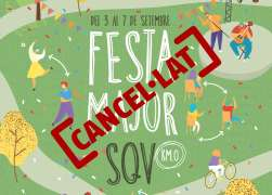 L'Ajuntament cancel·la la Festa Major